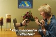 "Palestra ""Como encantar seus clientes""."