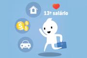Como aproveitar  o 13º salário
