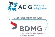 A ACIG é correspondente bancário do BDMG