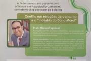 """Acig realiza palestra """"Conflito nas Relações de Consumo"""""""