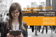 Graduação a Distância PUC Minas Virtual.