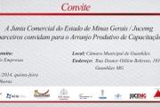 Jucemg leva palestra sobre registro de empresas para Guanhães