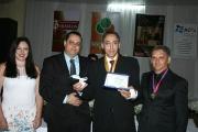 """Chiquinho recebe o prêmio """"Empresário do Ano 2015"""""""